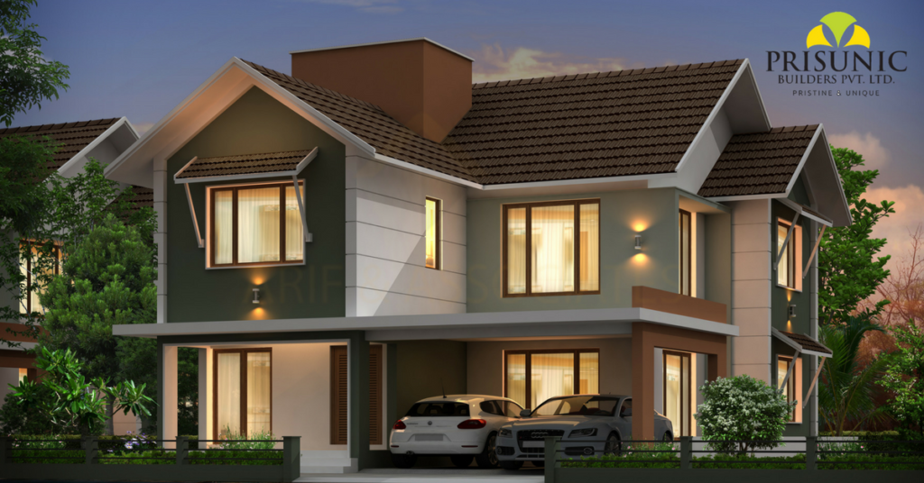 Villa Projects In Calicut, Villas in Calicut, Luxury Villas in Calicut