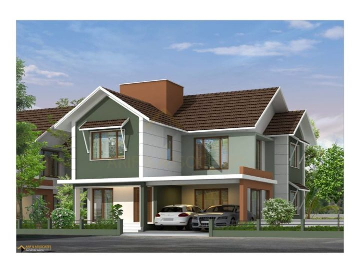 villas in calicut