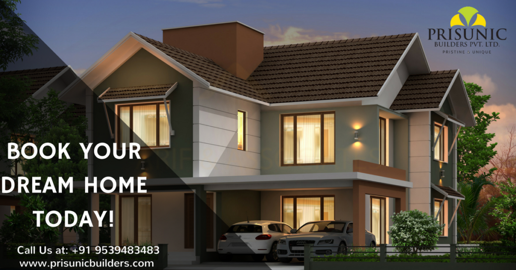 Villa projects in Calicut, Villas in Calicut