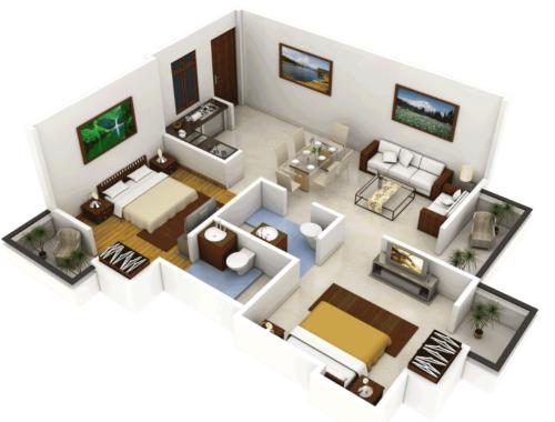 designing tips, builders in calicut, villas in calicut